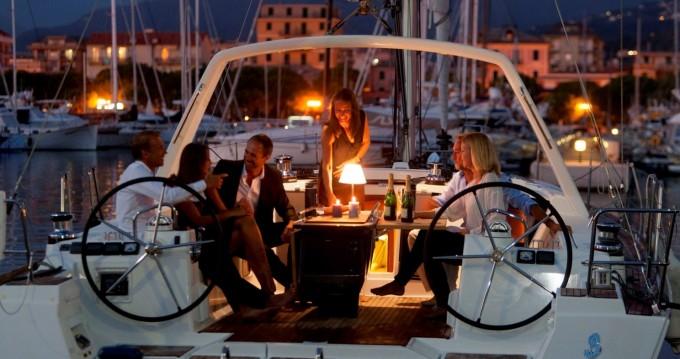 Bénéteau Oceanis 45 between personal and professional Split