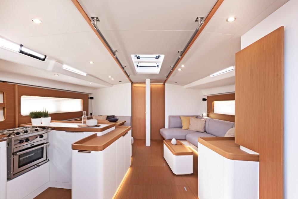 Rental Sailboat in Split - Bénéteau First Yacht 53
