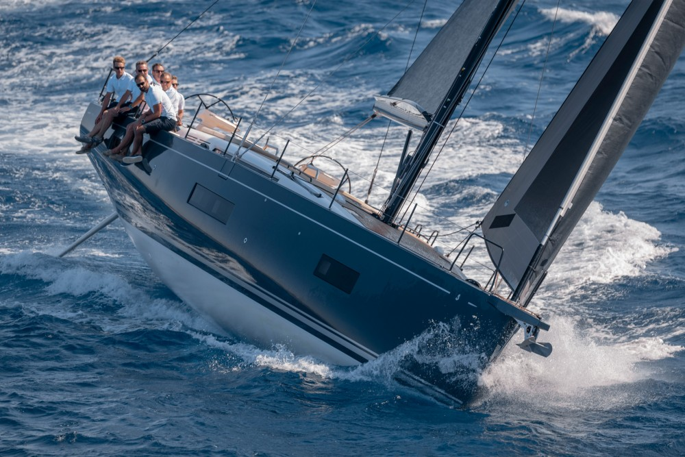 Boat rental Split cheap First Yacht 53