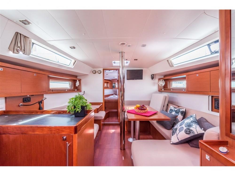 Rental Sailboat in ACI Marina Split - Bénéteau Oceanis 41