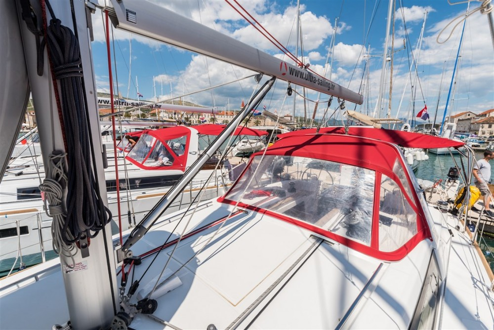 Bénéteau Oceanis 41 between personal and professional Split