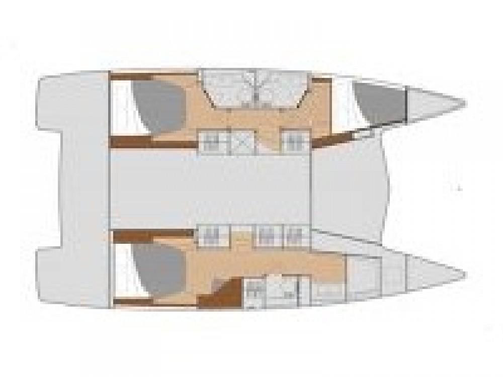 Boat rental Donji Seget cheap Lucia 40