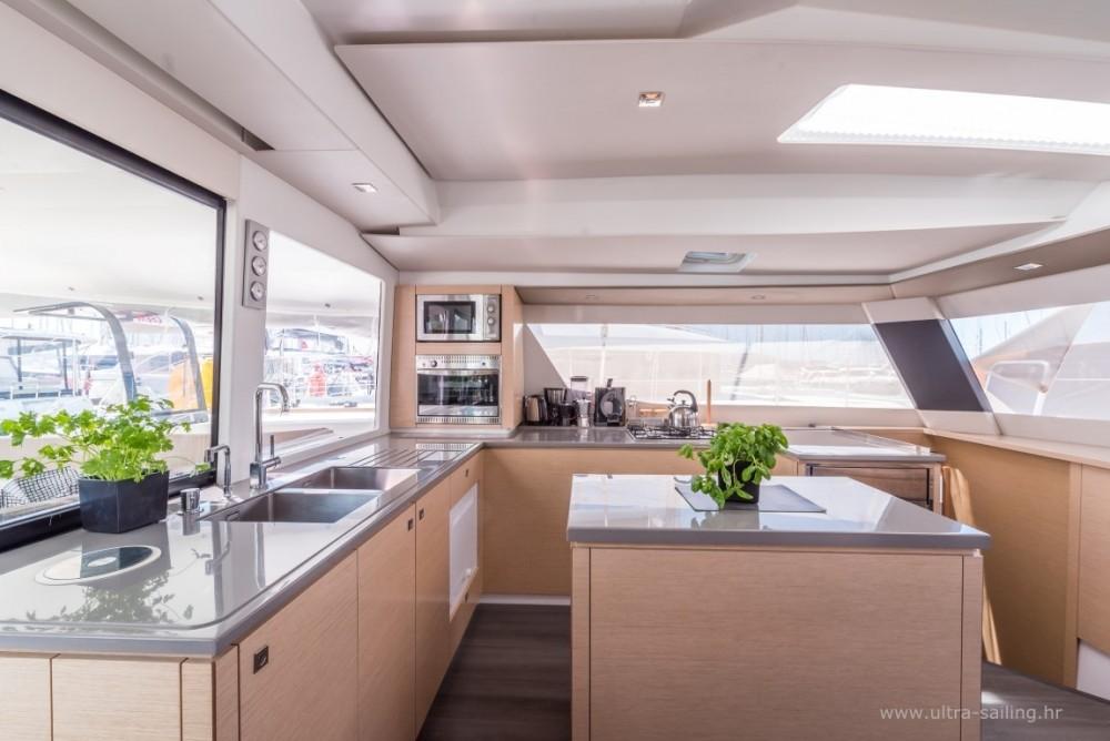 Boat rental Donji Seget cheap Saba 50
