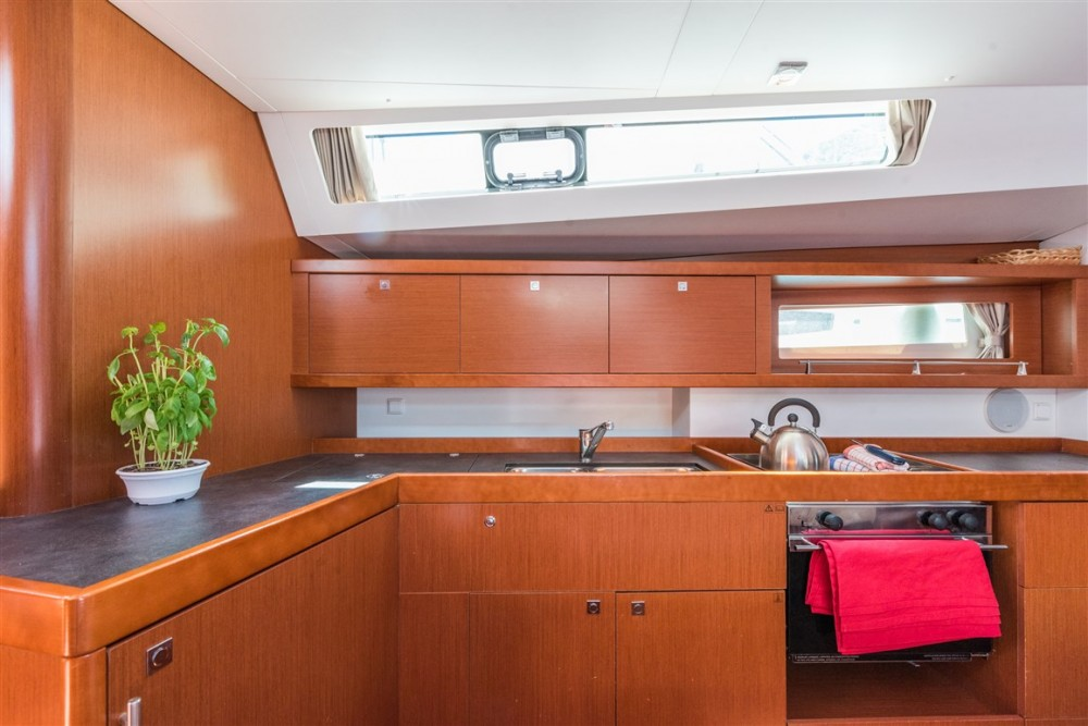 Rental yacht ACI Marina Split - Bénéteau Oceanis 45 on SamBoat