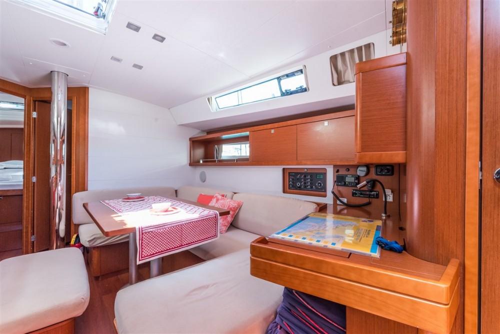 Boat rental ACI Marina Split cheap Oceanis 45