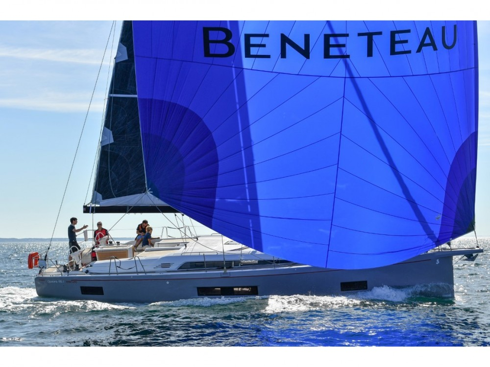 Boat rental ACI Marina Split cheap Oceanis 46.1