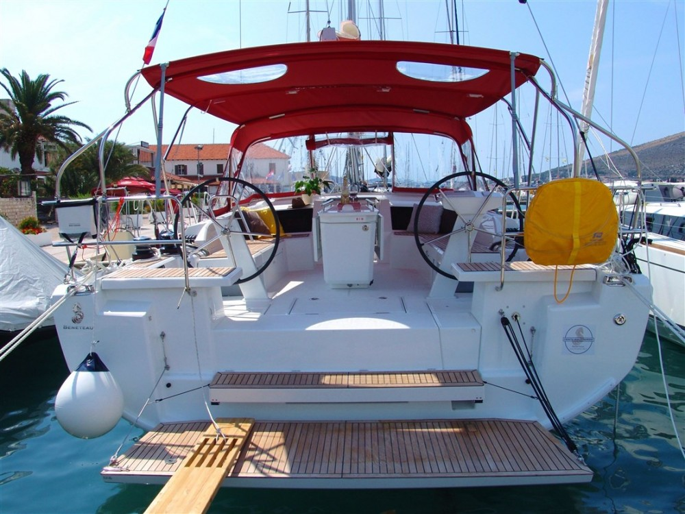 Rental yacht ACI Marina Split - Bénéteau Oceanis 46.1 on SamBoat