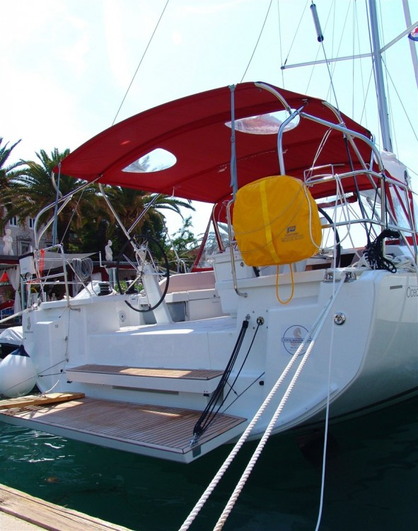 Sailboat for rent ACI Marina Split at the best price