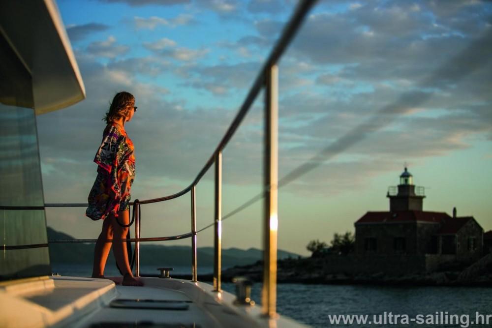 Rental yacht Seget Donji - Fountaine Pajot My 37 on SamBoat
