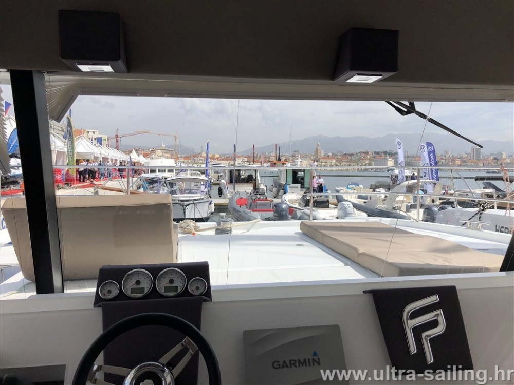 Boat rental Fountaine Pajot My 37 in Seget Donji on Samboat