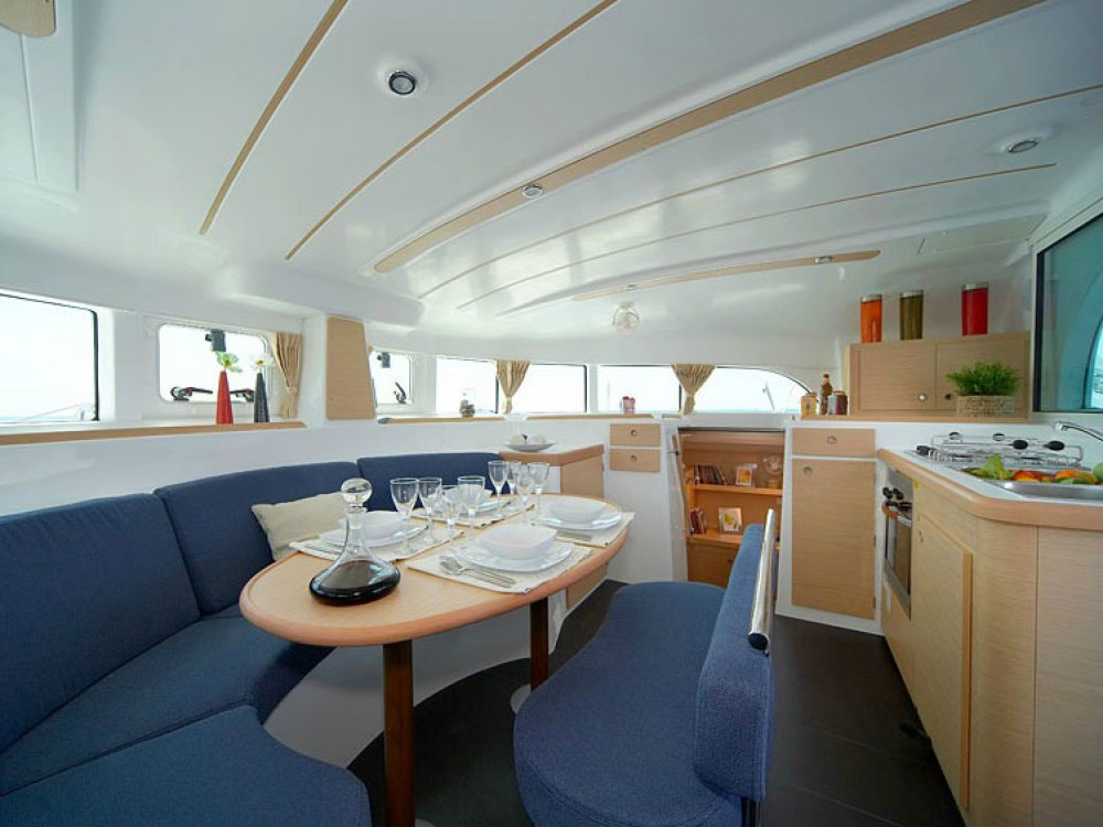 Boat rental Kos cheap Lagoon 380 S2