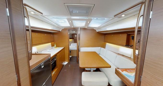 Boat rental Dufour Dufour 390 Grand Large in  on Samboat
