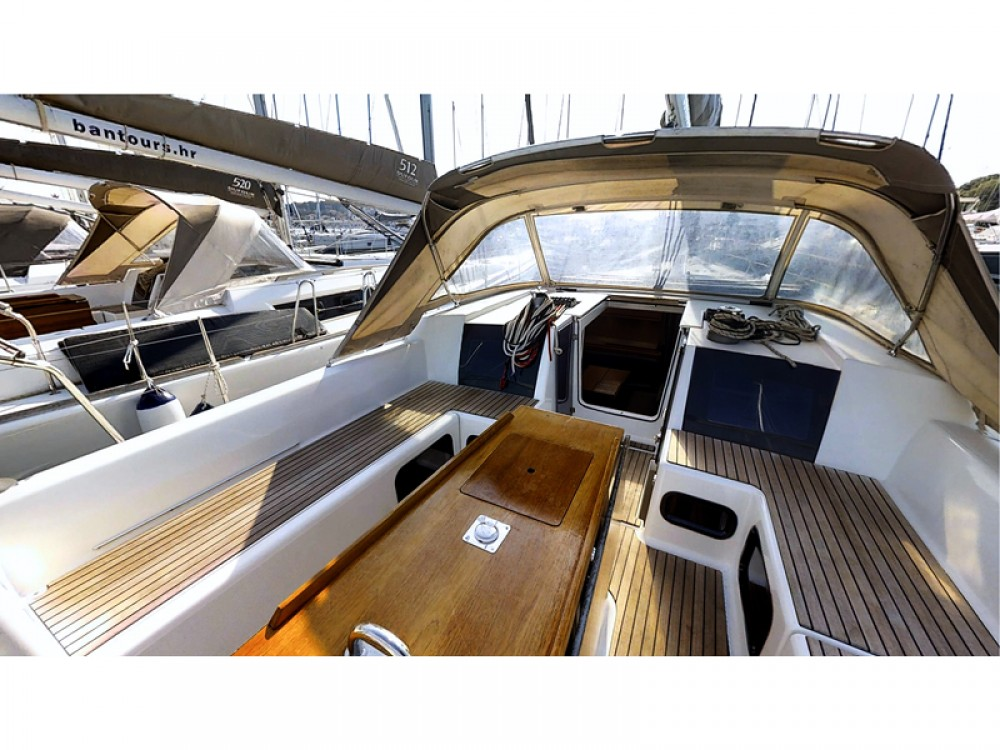 Boat rental Dufour Dufour 500 Grand Large in Rogoznica on Samboat