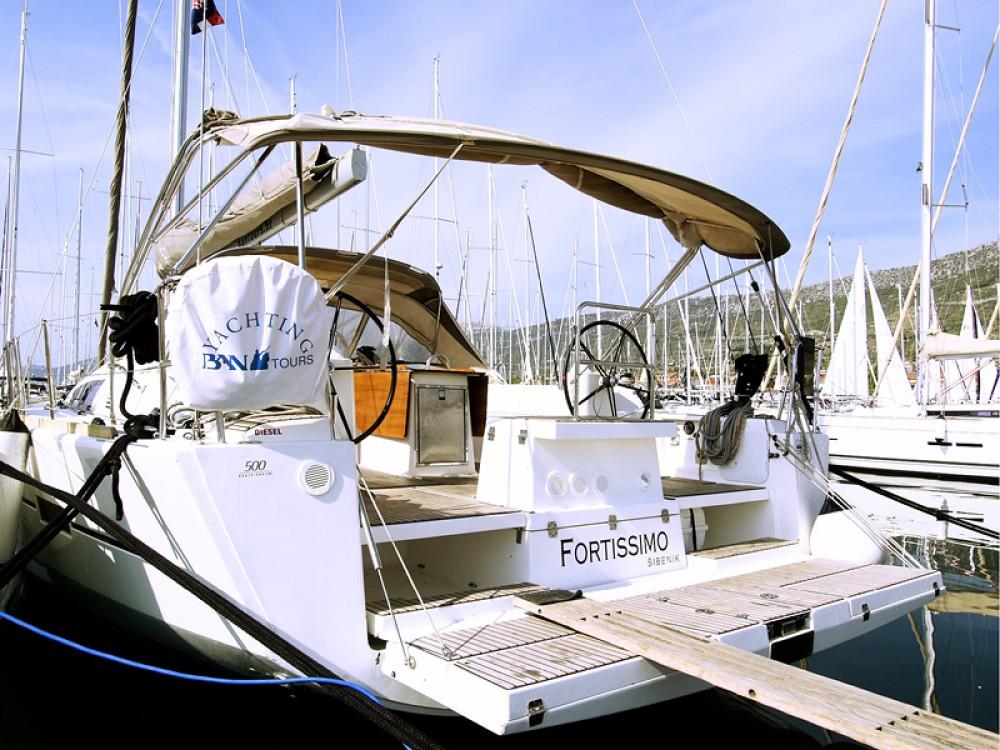 Boat rental Rogoznica cheap Dufour 500 Grand Large