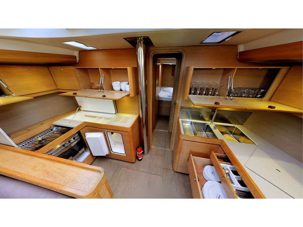 Rental yacht Rogoznica - Dufour Dufour 500 Grand Large on SamBoat