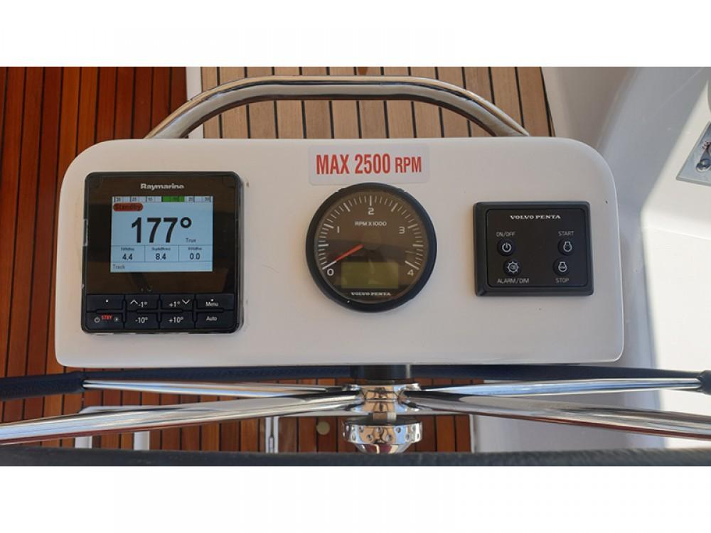Boat rental Rogoznica cheap Dufour 430 Grand Large