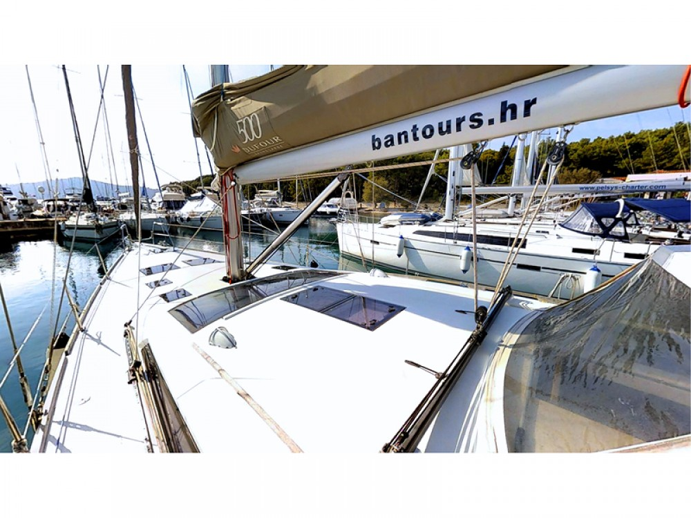 Rental Sailboat in Rogoznica - Dufour Dufour 500 Grand Large