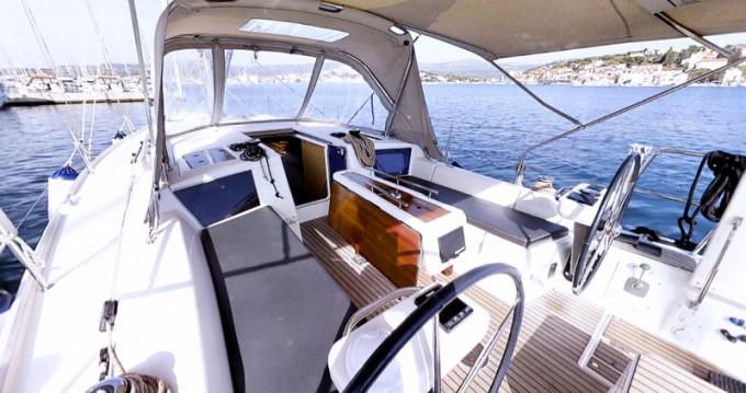 Boat rental Rogoznica cheap Dufour 360 Grand Large