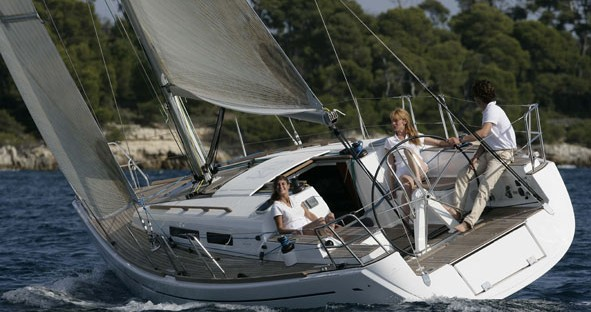 Boat rental Kaštel Gomilica cheap Dufour 34 Performance