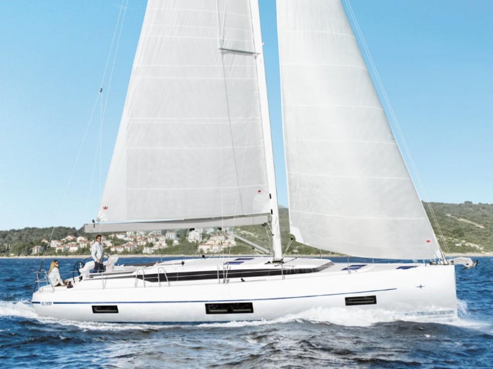 Boat rental Álimos cheap Bavaria C45 (5 cbs)