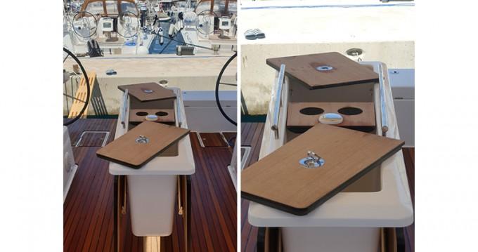 Rental yacht Kaštel Gomilica - Dufour Dufour 430 Grand Large on SamBoat