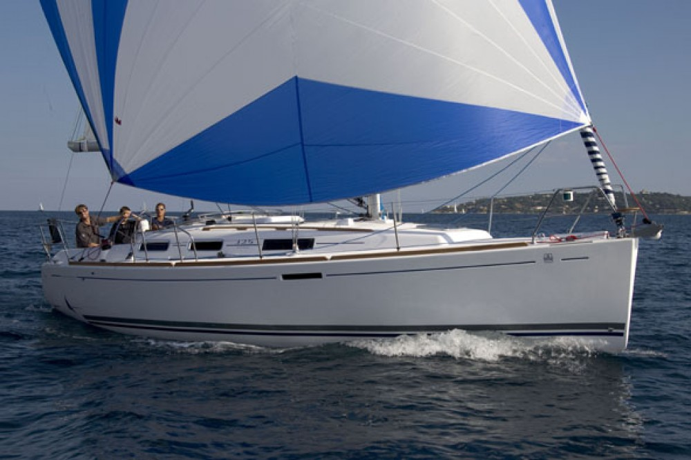 Boat rental Rogoznica cheap Dufour 325 Grand Large