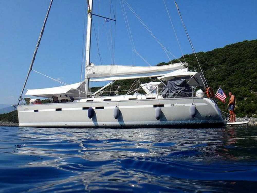 Bavaria Bavaria 55 Cruiser between personal and professional Álimos