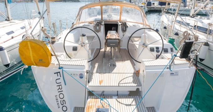 Rental Sailboat in  - Dufour Dufour 445 Grand Large