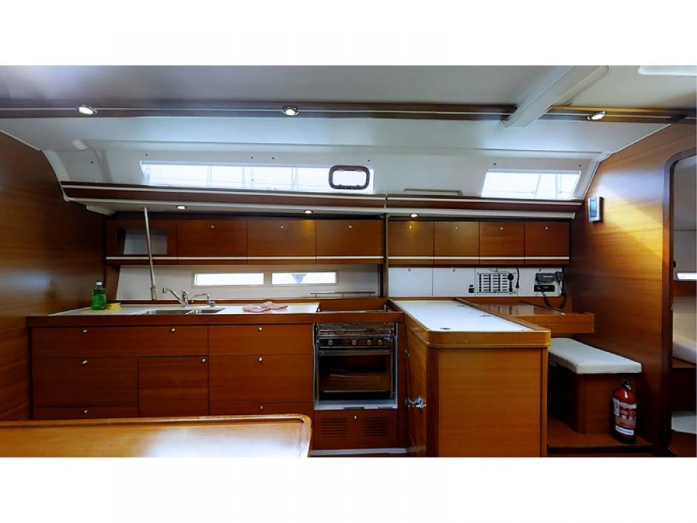 Rental Sailboat in Rogoznica - Dufour Dufour 445 Grand Large