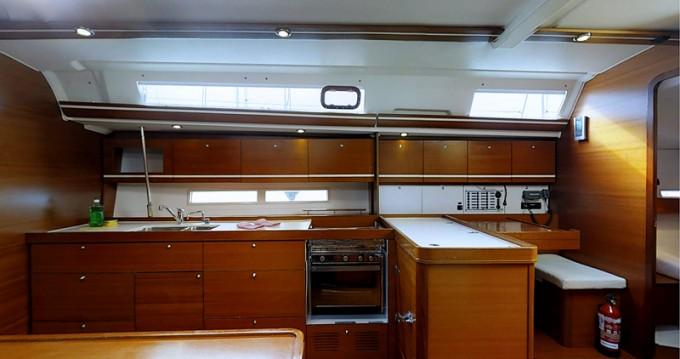 Boat rental Dufour Dufour 445 Grand Large in  on Samboat