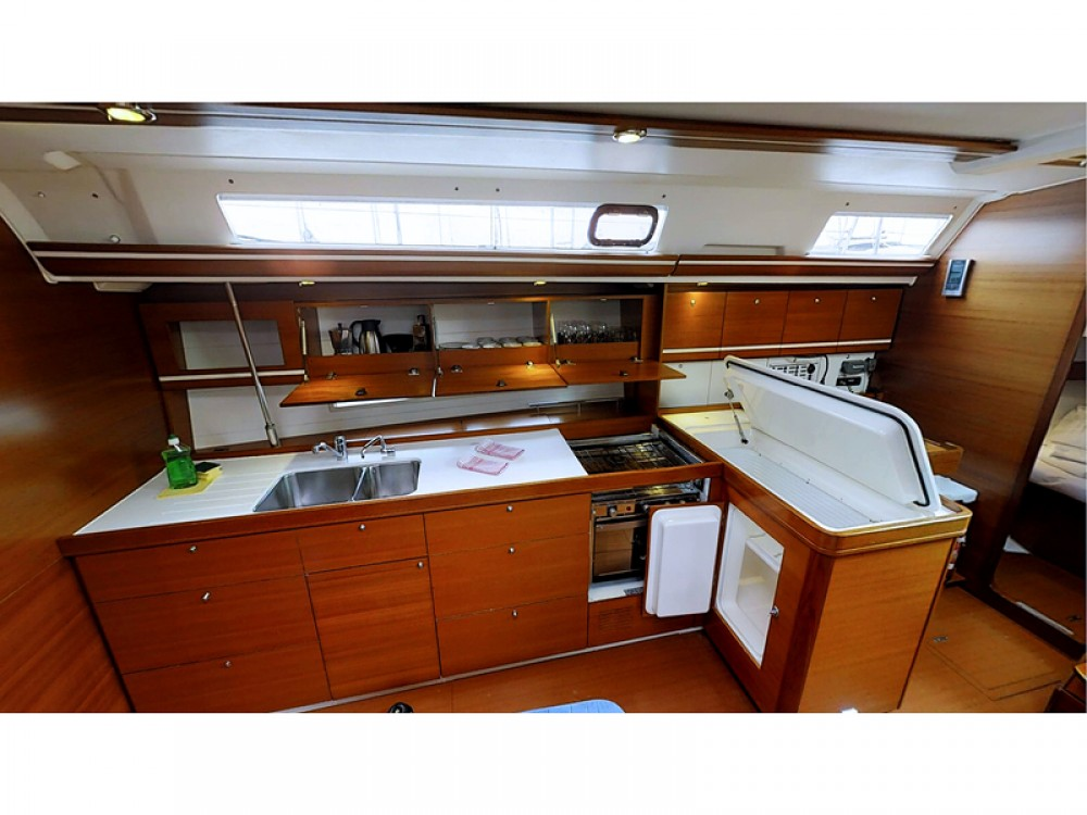 Boat rental Dufour Dufour 445 Grand Large in Rogoznica on Samboat