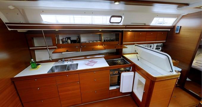 Boat rental  cheap Dufour 445 Grand Large