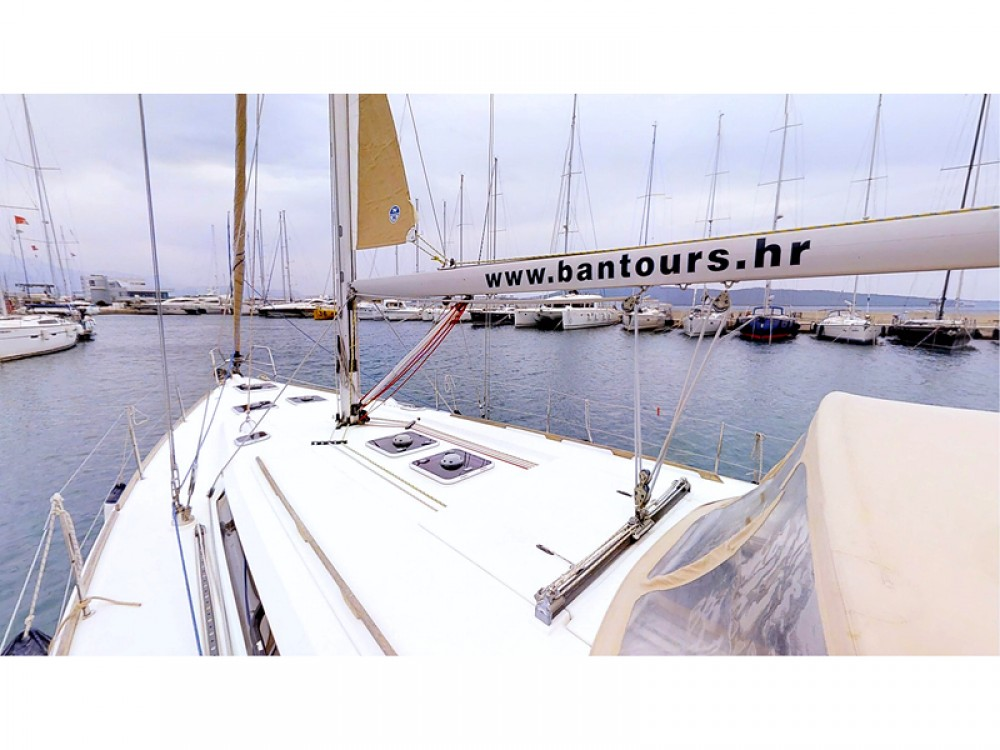 Rent a Dufour Dufour 445 Grand Large Rogoznica