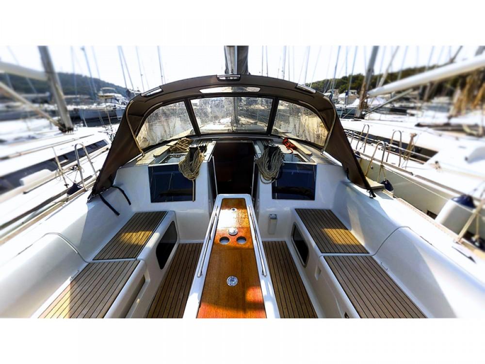 Boat rental Rogoznica cheap Dufour 460 Grand Large