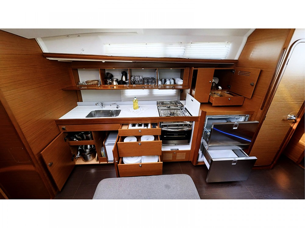 Dufour Dufour 460 Grand Large between personal and professional Rogoznica
