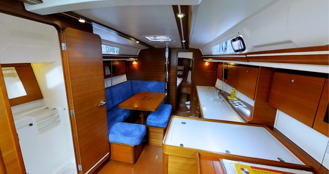 Dufour Dufour 375 Grand Large between personal and professional Rogoznica