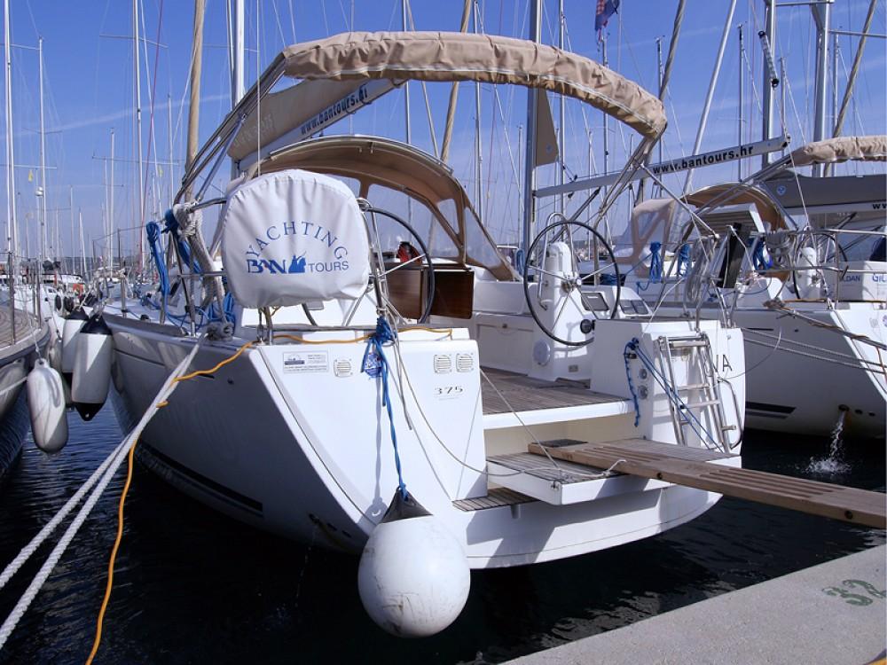 Boat rental Rogoznica cheap Dufour 375 Grand Large