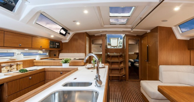 Rent a Bavaria Cruiser 56 Athens