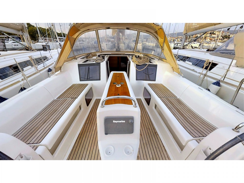 Rental yacht Rogoznica - Dufour Dufour 410 Grand Large on SamBoat
