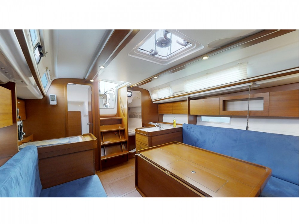 Boat rental Dufour Dufour 335 Grand Large in Rogoznica on Samboat