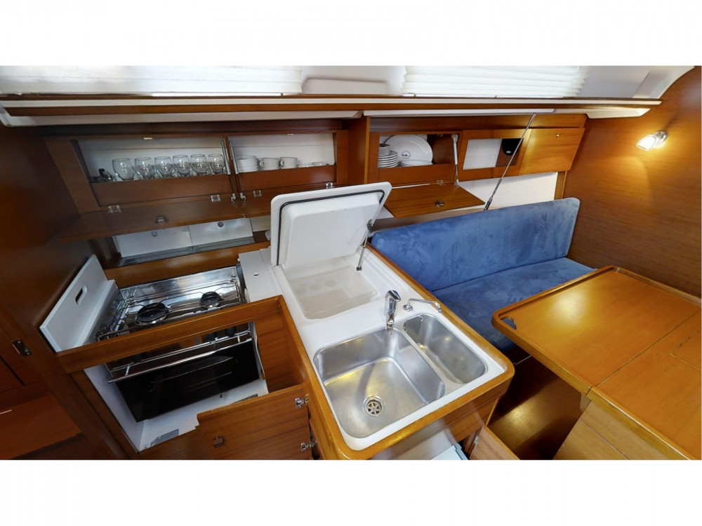 Boat rental Rogoznica cheap Dufour 335 Grand Large