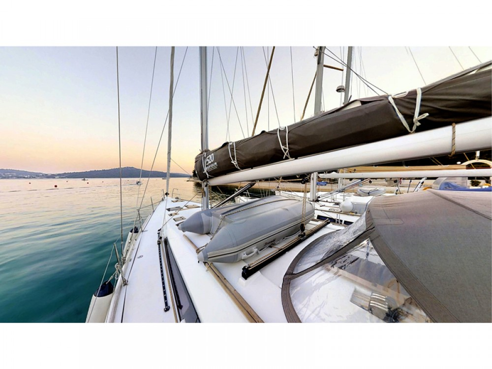 Sailboat for rent Rogoznica at the best price