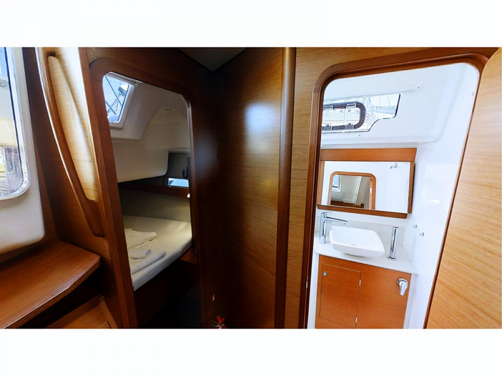 Boat rental Rogoznica cheap Dufour 460 Grand Large