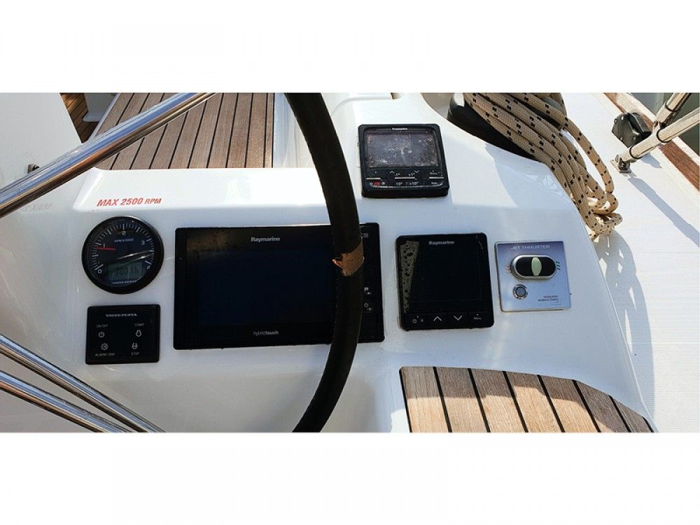Rental yacht Rogoznica - Dufour Dufour 460 Grand Large on SamBoat