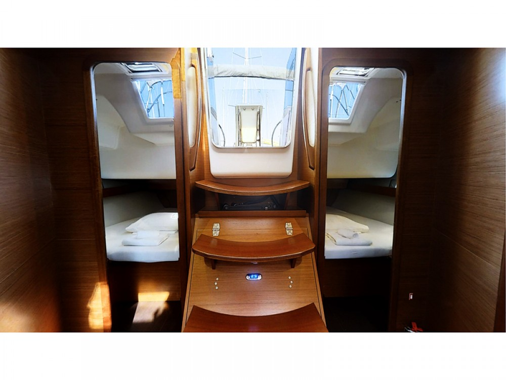 Boat rental Dufour Dufour 460 Grand Large in Rogoznica on Samboat