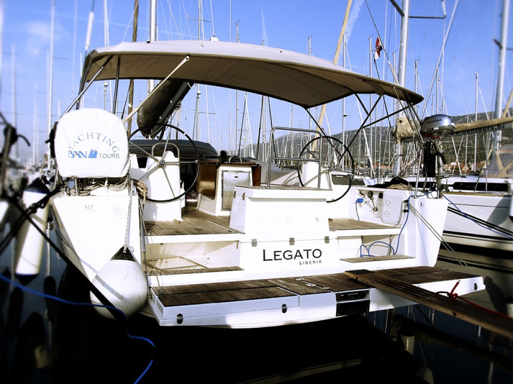 Boat rental Rogoznica cheap Dufour 512 Grand Large