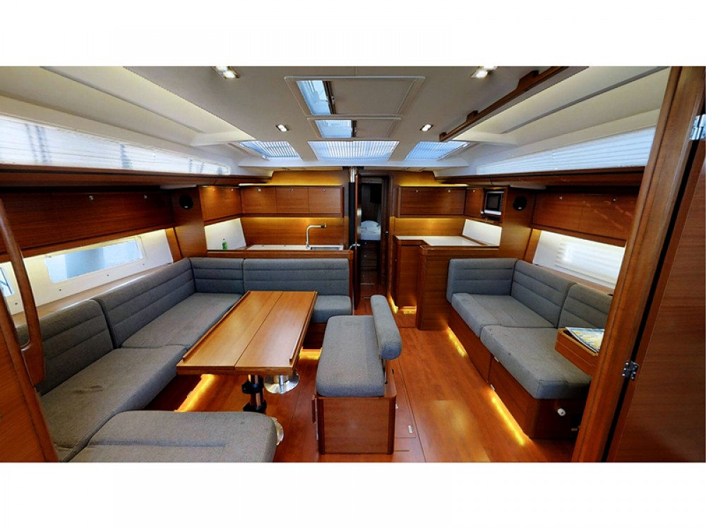 Rental yacht Rogoznica - Dufour Dufour 512 Grand Large on SamBoat