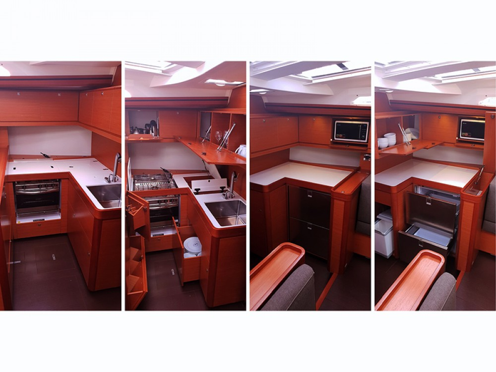 Rent a Dufour Dufour 520 Grand Large Rogoznica
