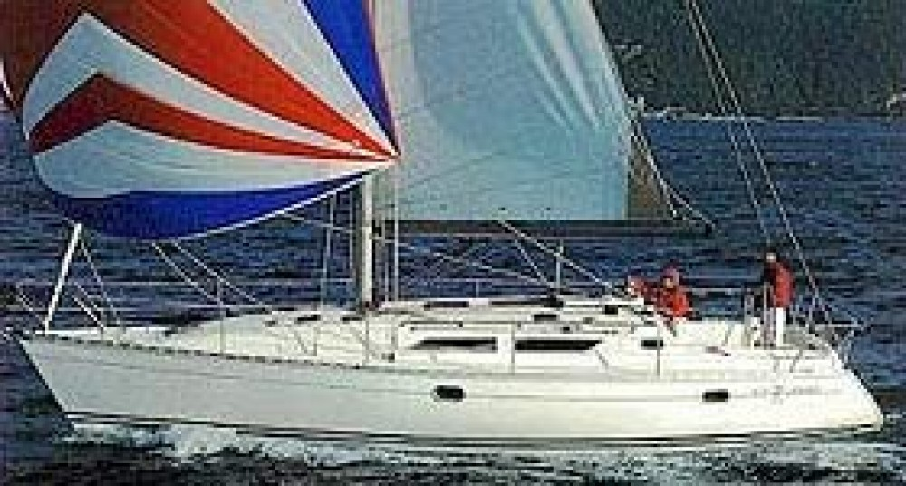 Rental Sailboat in Alimos Marina - Jeanneau Sun Odyssey 37.1