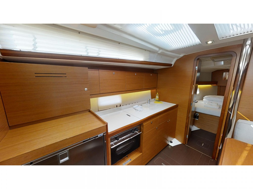 Rent a Dufour Dufour 390 Grand Large Rogoznica